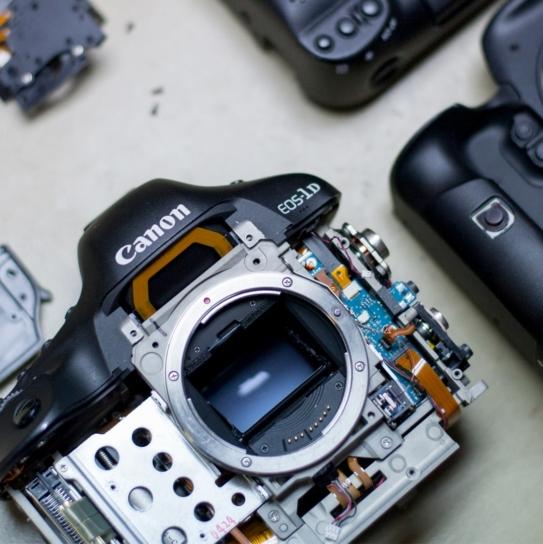 Najczęstsze naprawy aparatów