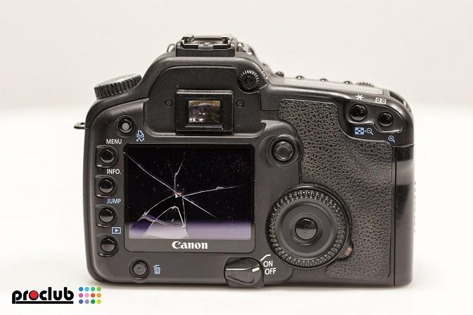 Wymiana ekranu LCD