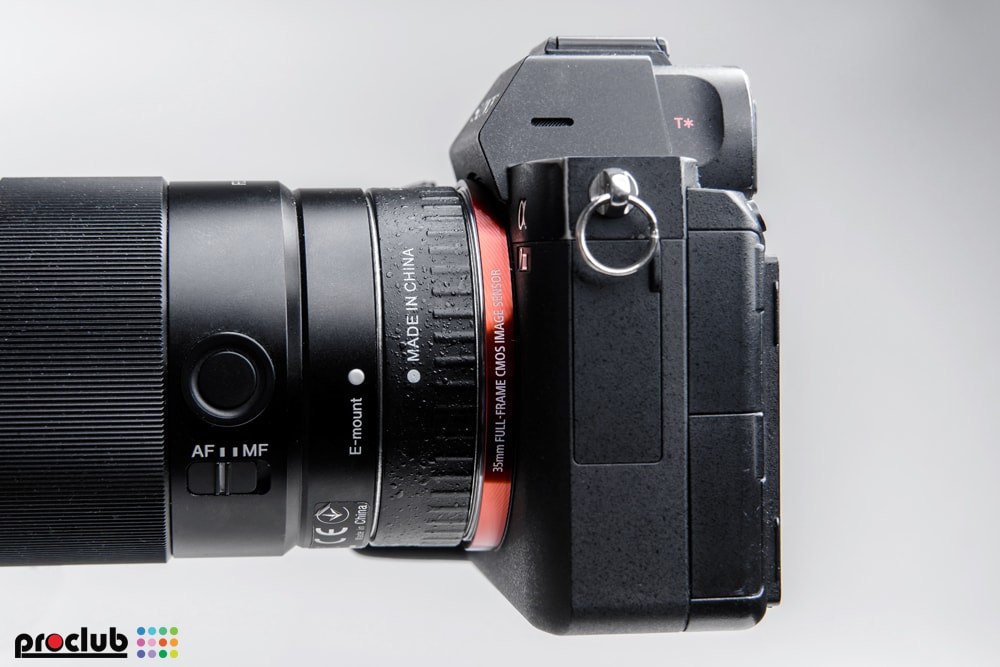 aparat się nie włącza przez adapter