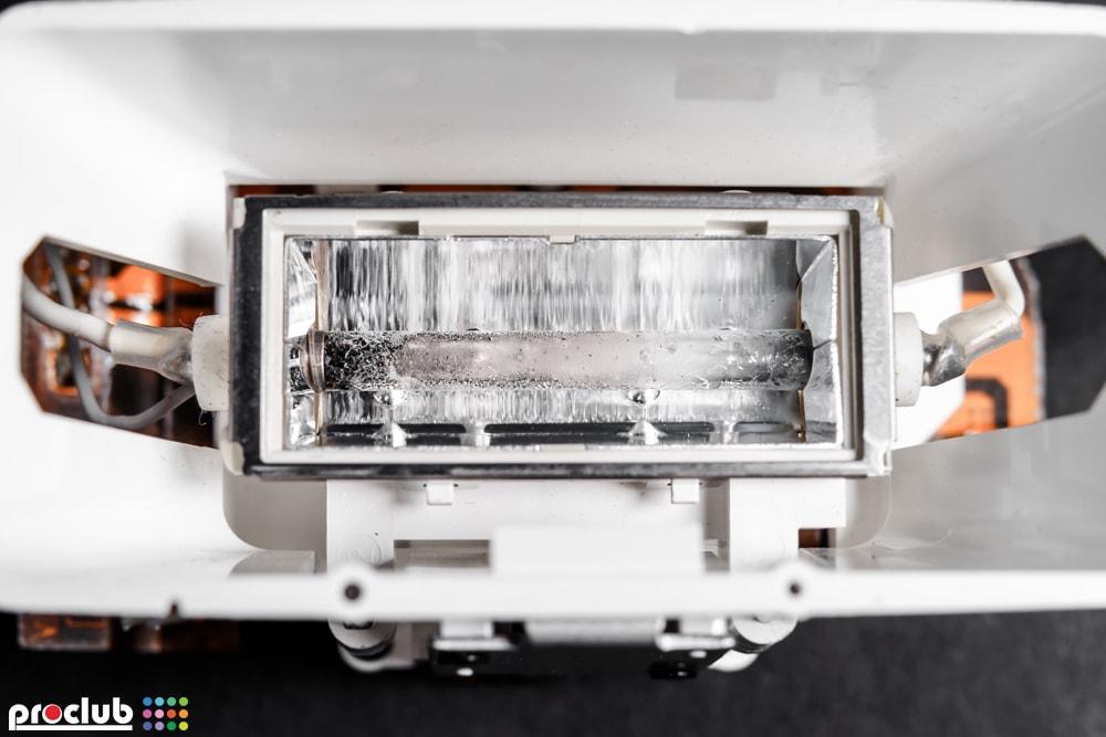 Lampa błyskowa nie błyska - palnik do wymiany